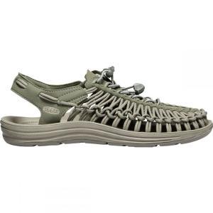 キーン KEEN メンズ サンダル シューズ・靴 Uneek Sandals Dusty Olive/Brindle|fermart-shoes