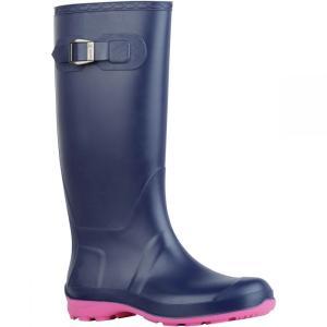 4def5f391b12aa カミック レディース レインシューズ・長靴 シューズ・靴 Olivia Boot Navy/Pink