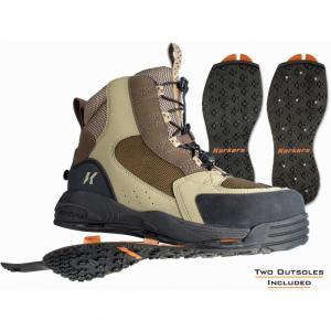 コーカーズ メンズ シューズ・靴 釣り・フィッシング Redside Wading Boots Kling-On and Studded Kling-On Outsole|fermart-shoes