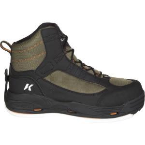 コーカーズ メンズ シューズ・靴 釣り・フィッシング Greenback Felt Boots Felt Soles|fermart-shoes