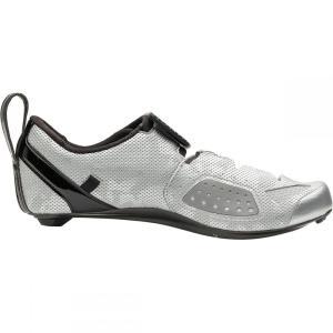 ルイガノ Louis Garneau メンズ シューズ・靴 トライアスロン Tri Air Shoes Camo Silver|fermart-shoes