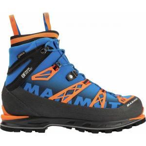マムート メンズ シューズ・靴 ハイキング・登山 Nordwand Light Mid GTX Boots Ice/Black|fermart-shoes