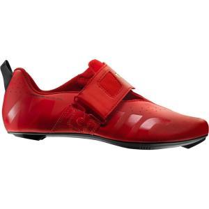 マヴィック メンズ シューズ・靴 トライアスロン Cosmic Elite Tri Shoess Fiery Red/Black|fermart-shoes