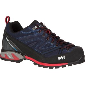 ミレー メンズ ハイキング シューズ・靴 Trident Guide Approach Shoes Saphir/Rouge fermart-shoes