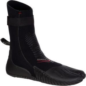 オニール メンズ シューズ・靴 サーフィン Heat 3mm Split Toe Boots Black|fermart-shoes