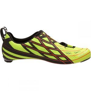 パールイズミ Pearl Izumi メンズ シューズ・靴 トライアスロン Tri Fly P.R.O. V3 Shoes Lime Punch/Black|fermart-shoes