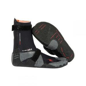 リップカール Rip Curl メンズ シューズ・靴 サーフィン Flash Bomb 3mm ST Boots Black|fermart-shoes