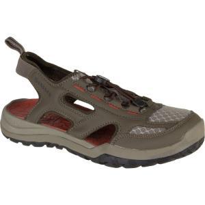 シムズ メンズ サンダル シューズ・靴 Riprap Sandals Hickory|fermart-shoes