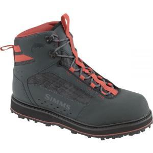 シムズ Simms メンズ シューズ・靴 釣り・フィッシング Tributary Wading Boots Carbon|fermart-shoes