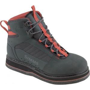 シムズ Simms メンズ シューズ・靴 釣り・フィッシング Tributary Wading Boot - Felts Carbon|fermart-shoes
