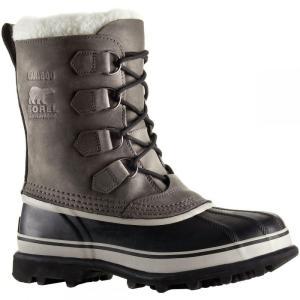 ソレル レディース ブーツ シューズ・靴 Caribou Boot Shale/Stone|fermart-shoes
