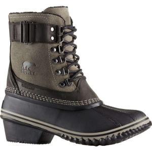ソレル Sorel レディース ブーツ シューズ・靴 Winter Fancy Lace II Boot Black/Kettle|fermart-shoes