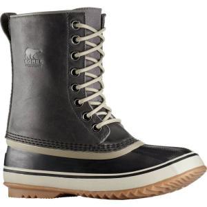ソレル レディース ブーツ シューズ・靴 1964 Premium Leather Boot Quarry/Silver Sage|fermart-shoes