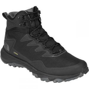 ザ ノースフェイス メンズ シューズ・靴 ハイキング・登山 Ultra Fastpack II Mid GTX Hiking Boots Tnf Black/Tnf Black fermart-shoes