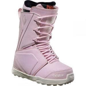 サーティーツー ThirtyTwo レディース シューズ・靴 スキー・スノーボード Lashed Snowboard Boot Pink|fermart-shoes