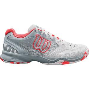 ウィルソン レディース シューズ・靴 テニス Kaos Composite Tennis Shoes Coral|fermart-shoes