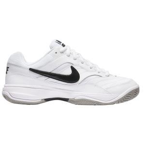 ナイキ メンズ シューズ・靴 テニス Nike Court Lite Tennis Shoes White|fermart-shoes