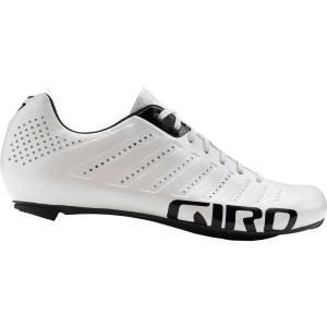 ジロ メンズ シューズ・靴 自転車 Giro Empire SLX Cycling Shoes White/Black|fermart-shoes