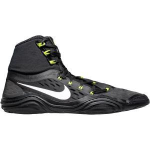 ナイキ Nike メンズ シューズ・靴 レスリング Hypersweep Wrestling Shoes Black/White|fermart-shoes
