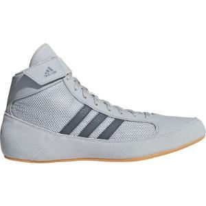 アディダス adidas メンズ シューズ・靴 レスリング HVC 2 Wrestling Shoes Grey/Black|fermart-shoes