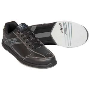 ストライクフォース Strikeforce メンズ シューズ・靴 ボウリング KR Flyer Wide Bowling Shoes Black fermart-shoes