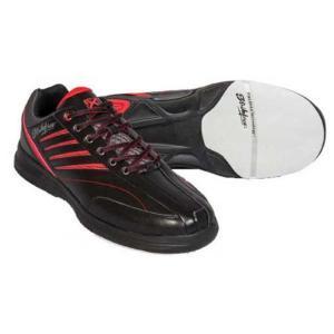 ストライクフォース Strikeforce メンズ シューズ・靴 ボウリング KR Crossfire Lite Bowling Shoes Black/Red fermart-shoes