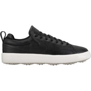 ナイキ レディース シューズ・靴 ゴルフ Nike Course Classic Golf Shoes Black/Black fermart-shoes