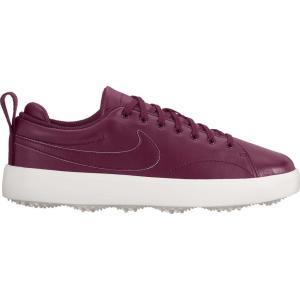 ナイキ レディース シューズ・靴 ゴルフ Nike Course Classic Golf Shoes Bordeaux fermart-shoes