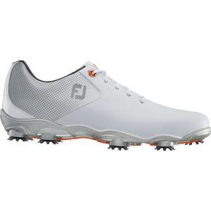 フットジョイ メンズ シューズ・靴 ゴルフ D.N.A. Helix Golf Shoes White/Silver|fermart-shoes