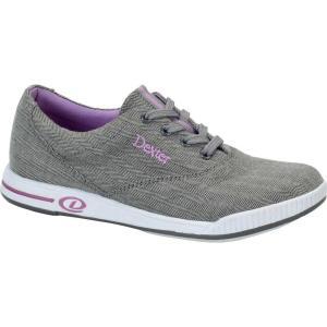 デクスター Dexter レディース シューズ・靴 ボウリング Kerrie Bowling Shoes Grey fermart-shoes