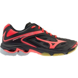 ミズノ レディース シューズ・靴 バレーボール Mizuno Wave Lightning Z3 Volleyball Shoes Black|fermart-shoes