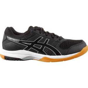 アシックス ASICS レディース シューズ・靴 バレーボール GEL-Rocket 8 Volleyball Shoes Black/White fermart-shoes