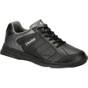 デクスター メンズ シューズ・靴 ボウリング Dexter Ricky IV Bowling Shoes Black/Alloy|fermart-shoes