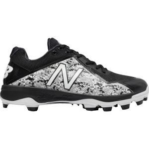 ニューバランス メンズ シューズ・靴 野球 New Balance 4040 V4 Pedroia TPU Baseball Cleats Camo/Black|fermart-shoes