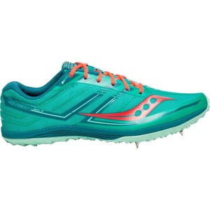 サッカニー Saucony レディース シューズ・靴 陸上 Kilkenny XC Cross Country Shoes Teal/Red|fermart-shoes