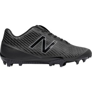 ニューバランス New Balance メンズ シューズ・靴 ラクロス Burn X Lacrosse Cleats Black/Black|fermart-shoes