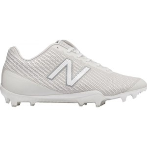 ニューバランス New Balance メンズ シューズ・靴 ラクロス Burn X Lacrosse Cleats White/White|fermart-shoes