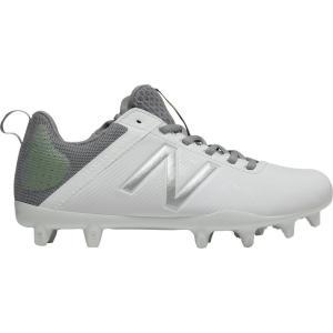 ニューバランス レディース シューズ・靴 ラクロス New Balance Draw Lacrosse Cleats White/White|fermart-shoes