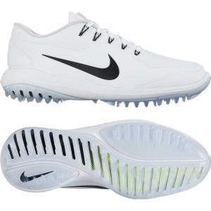 ナイキ レディース シューズ・靴 ゴルフ Nike Lunar Control Vapor 2 Golf Shoes White/Platinum/Volt|fermart-shoes