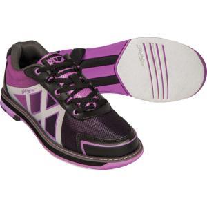 ストライクフォース Strikeforce レディース シューズ・靴 ボウリング Kross Bowling Shoes Black/Purple fermart-shoes