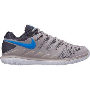 ナイキ メンズ シューズ・靴 テニス Nike Air Zoom Vapor X Tennis Shoes Grey/Blue|fermart-shoes