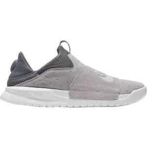 ナイキ メンズ シューズ・靴 Benassi Slip Recovery Shoes Grey|fermart-shoes