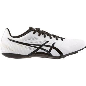 アシックス ASICS メンズ シューズ・靴 陸上 Hypersprint 6 Track and Field Shoes White/Black|fermart-shoes