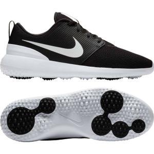 ナイキ メンズ シューズ・靴 ゴルフ Roshe G Golf Shoes Black/White|fermart-shoes