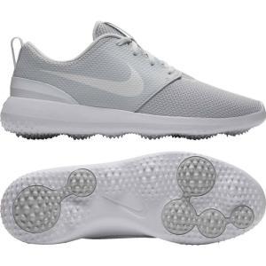 ナイキ Nike メンズ シューズ・靴 ゴルフ Roshe G Golf Shoes Pure Platinum/White|fermart-shoes