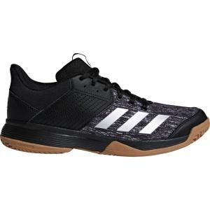 アディダス adidas レディース シューズ・靴 バレーボール Ligra 6 Volleyball Shoes Black/Silver fermart-shoes