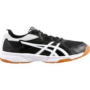 アシックス レディース シューズ・靴 バレーボール ASICS GEL-Upcourt 3 Volleyball Shoes Black/White|fermart-shoes