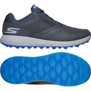 スケッチャーズ Skechers メンズ シューズ・靴 ゴルフ GO GOLF Max Golf Shoes Charcoal/Blue|fermart-shoes