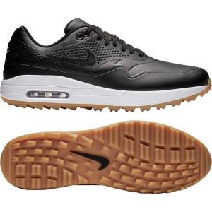 ナイキ Nike メンズ シューズ・靴 ゴルフ Air Max 1 G Golf Shoes Black/Gum Lt Brown fermart-shoes