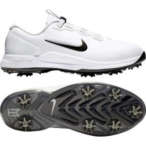 ナイキ Nike メンズ シューズ・靴 ゴルフ TW71 FastFit Golf Shoes White/Black fermart-shoes